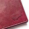 Стильная обложка на паспорт Air Lux (винный), фото 4