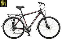 """Intenzo Marathon Disk 28"""" гибридный велосипед"""