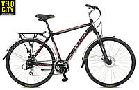 "Intenzo Marathon Disk 28"" гибридный велосипед, фото 1"