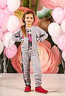 Детский спортивный костюм для девочки
