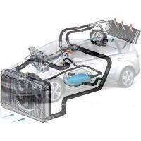 Система охлаждения Ford S-MAX Форд С-МАКС 2006-2009