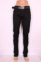 """Женские узкие черные джинсы больших размеров """"Vanver"""""""