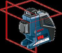 Нивелир лазерный Bosch GLL 2-80 P + BS 150 + вкладка под L-Boxx 0601063205, фото 1