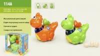 """Музыкальная игрушка """"Динозаврик"""", 2 вида"""
