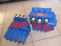 Гидрораспределитель Р-80 3/4-222Г (с гидрозамком) капремонт / реставрация