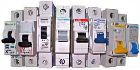 Модульная продукция автоматические выключатели