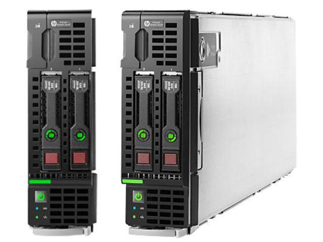 Сервер HPE ProLiant BL460c Gen9 (727027-B21)