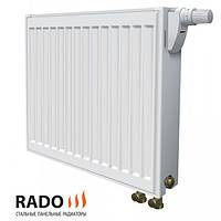 Радиатор панельный 22 тип 500H*400L RADO Украина, нижнее