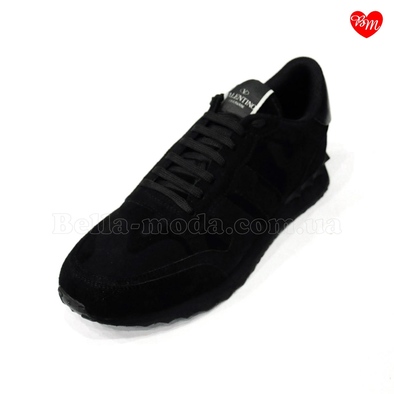 6d28f7131af4 Купить Мужские кроссовки Valentino камуфлированные в розницу от ...