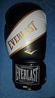 Перчатки для бокса EVERLAST  10 -12oz  черные