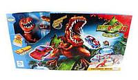 Трек-запуск с динозавром 8899-93