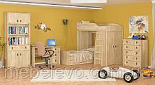 Кровать Валенсия 900 тапчан 685х2025х975мм  Мебель-Сервис, фото 3