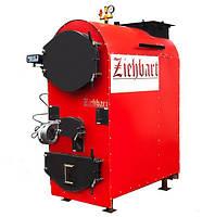 Котлы на твердом топливе Ziehbart 70 кВт. Котлы пиролизного горения. Отопительный котел.