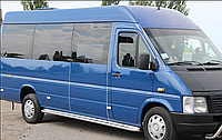 Боковые пороги (подножки) Volkswagen LT 35(VoLT) 1996-2006 /короткая база с площадкой