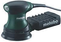 Шлифмашина эксцентриковая Metabo FSX 200 Intec  кейс