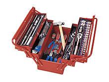 Набор инструментов  65 ед. в ящике  KING TONY 902-065MR (Тайвань)