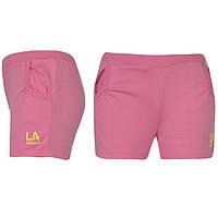 Розовые шотры для девочки 11-12 лет La Gear