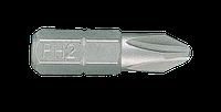 """Бита PH2 филлипс 1/4"""" №2 25мм KINGTONY 102502P"""