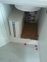 Компактная система очистки питьевой воды для квартиры в г. Киев.