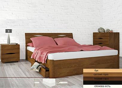 Кровать с ящиками, Кровати Марита Люкс С Ящиками
