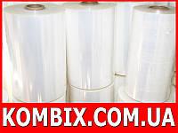 Стрейч пленка в джамбо-руллонах: 23 мкм|втулка 0,5 м.