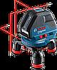 Нивелир лазерный Bosch GLL 3-50 с вкладкой под L-BOXX 0601063800