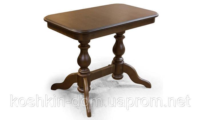 Стол обеденный  Аскалон из натурального дерева
