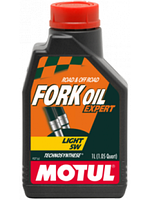 Масло для мотовилки MOTUL Fork Oil Expert light 5W 1 л
