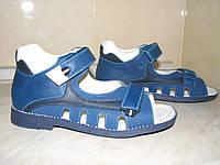Босоножки сандалии ортопедические кожа нубук р.32-36