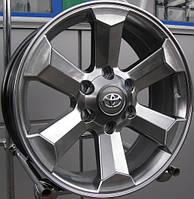 Диски новые на Тойота Ланд Крузер, Хайлюкс (Toyota Land Cruiser, Hilux) 6x139,7 R18