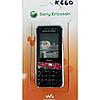 Корпус Sony Ericsson K660