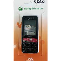 Корпус Sony Ericsson K660, фото 1