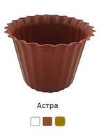 Цветочный горшок Астра пластиковый Ø 20 см