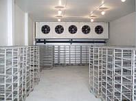 Холодильное оборудование для камер шоковой заморозки, фото 1