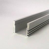 Светодиодный алюминиевый профиль ПАС-0713 Z207-P / AS, фото 1
