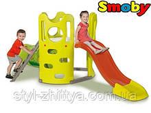 """Дитяча гірка + тунель """"Башня"""" Smoby 310048"""