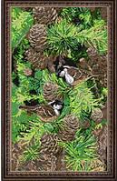 Набор для вышивания бисером Настроение леса 20213