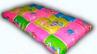 Ватные матрасы для детской кроватки