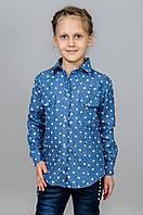 Детские рубашки для девочек