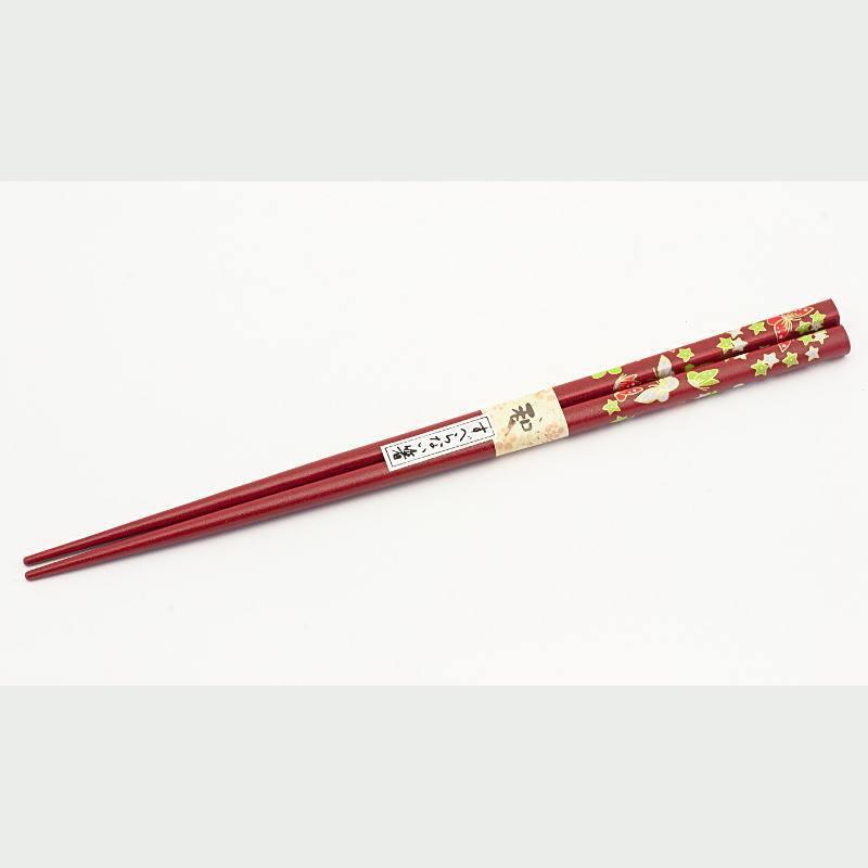 Деревянные палочки для еды «Японская палитра»
