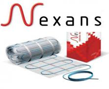 Нагревательные маты Nexans (Норвегия) Millimat 150 Вт/кв.м.