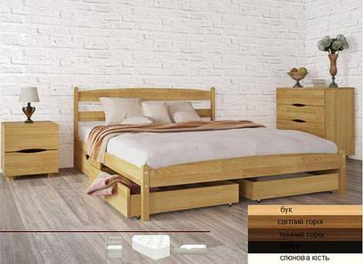 Кровати недорого, Кровать Лика без изножья / Лика с ящиками
