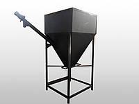Топливный бункер на 500 кг..