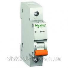 Автоматический выключатель 1п С-10