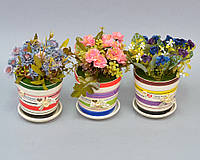 """Цветы искусственные """"Бантик"""" SU9199"""