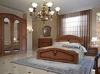 Спальня Альба (орех светлый)