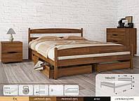 Мебель для спальни, Кровати Лика / Лика С Ящиками