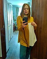 Туника 2в1: беременность, кормление (фото клиентки)
