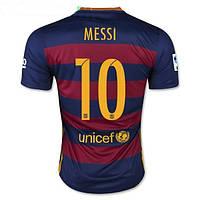 Футбольная форма Барселона Месси 2015-2016 домашняя