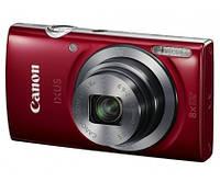 Фотоаппарат Canon Ixus 160 Red